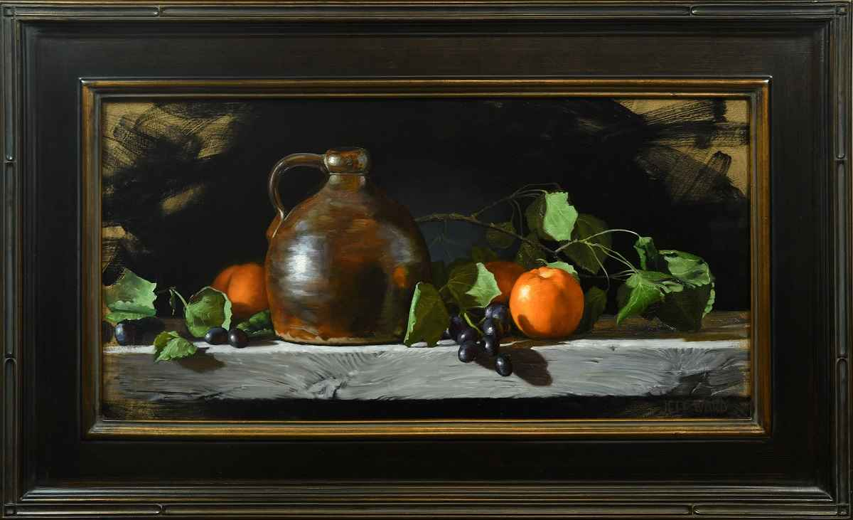 Still Life with Aspen... by  Jeff Ward - Masterpiece Online
