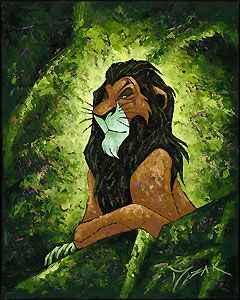 Scar of the Kingdom by  Trevor Mezak - Masterpiece Online