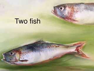Two Fish by  Marston Clough - Masterpiece Online