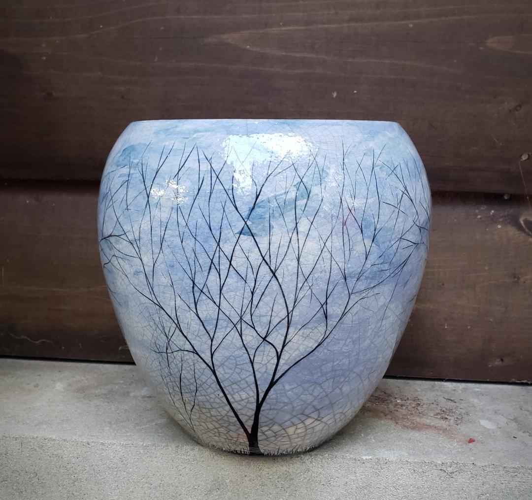 January Vase 8