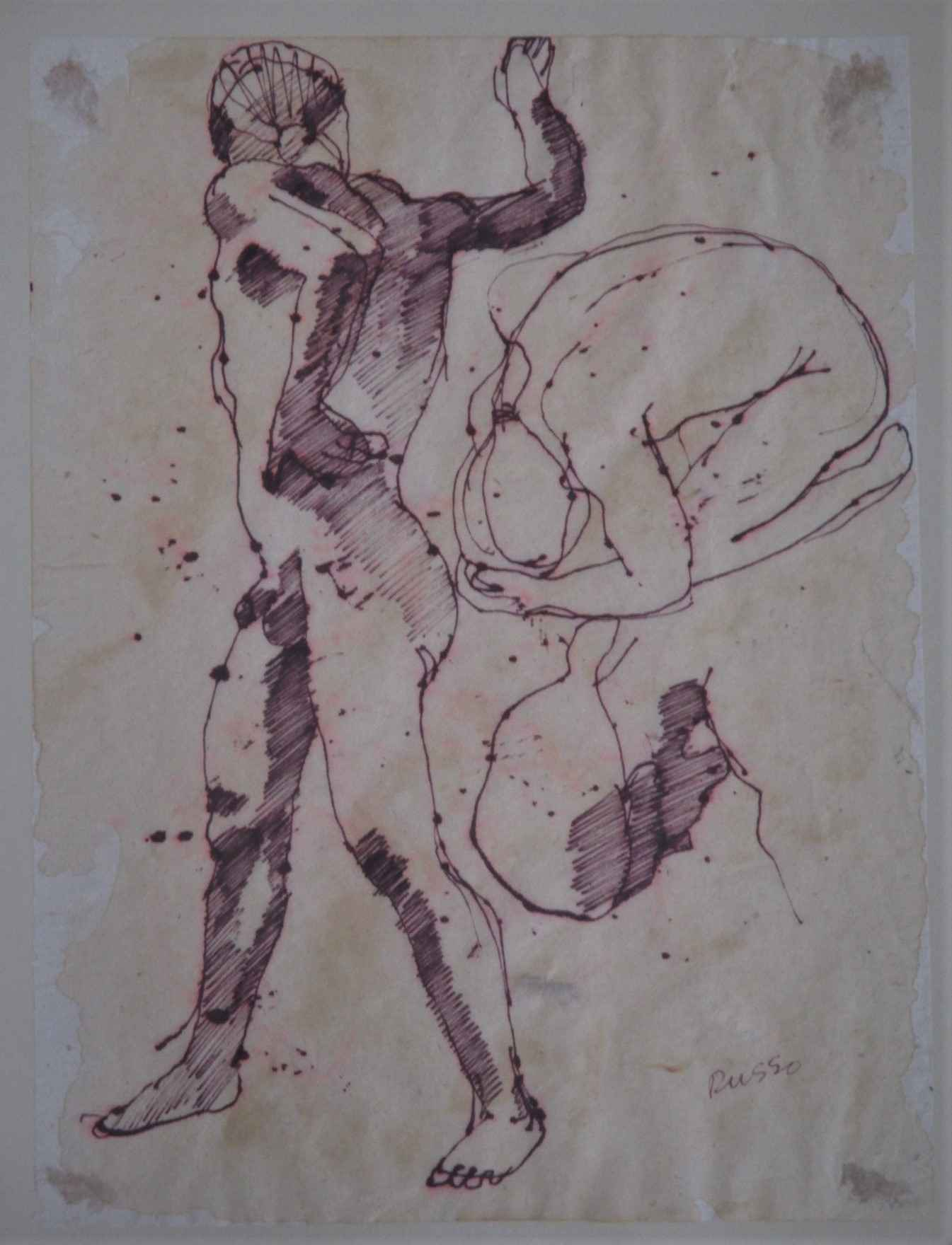 Unknown (Male figure) by  Michele Russo - Masterpiece Online