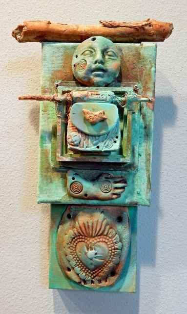 Santo Verde by  Lyn Belisle - Masterpiece Online