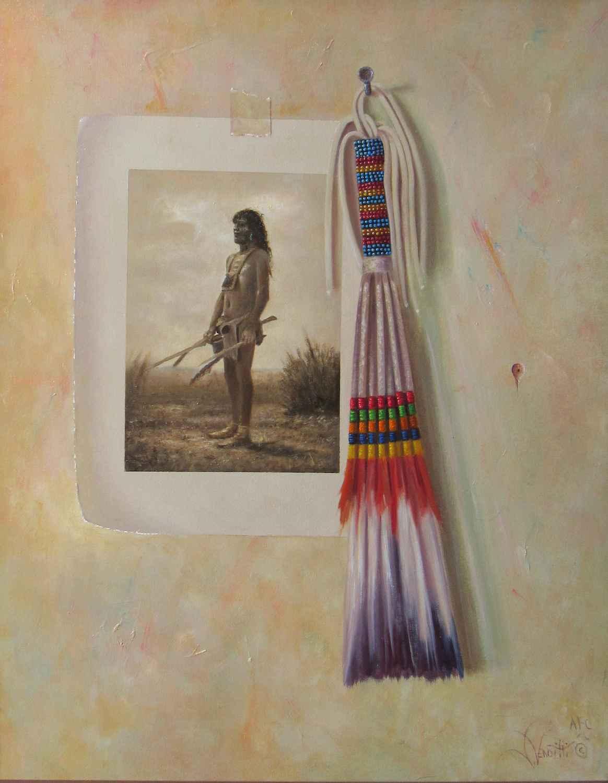 Spirit Seeker by  Jerry Venditti - Masterpiece Online