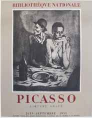 Exhibition - L'Oeuvre... by  Pablo Picasso - Masterpiece Online
