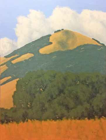 This is Clouds Above the Vall... by  Donald  Craghead  art collection of Classic Art Gallery represented by Classic Art Gallery - Masterpiece Online