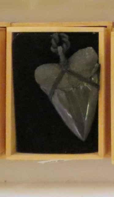 Fossil Stone Mako Sha... by Mr. Mac Dunford - Masterpiece Online