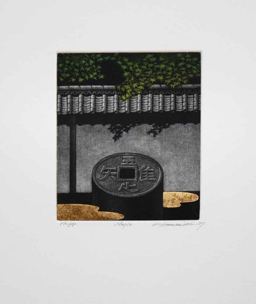 Maple by  Katsunori Hamanishi - Masterpiece Online
