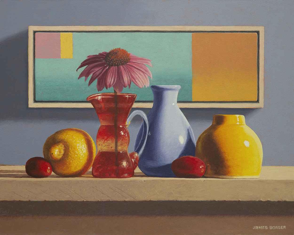 Loving Memories Conta... by  James Borger - Masterpiece Online
