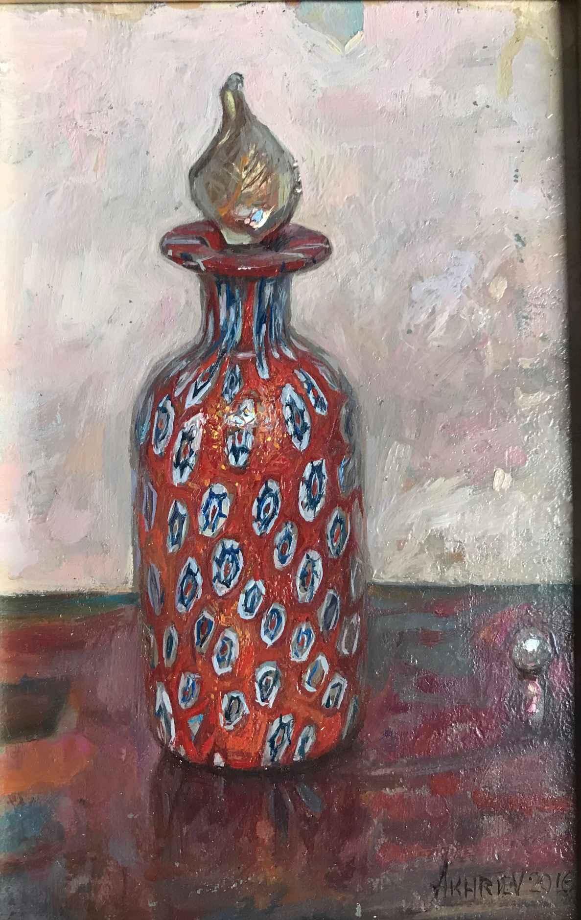 In a Relationship, II by  Daud Akhriev - Masterpiece Online