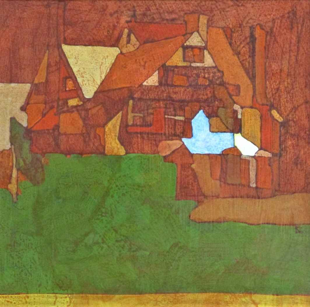 Untitled (house) by  Bennet Norrbo - Masterpiece Online
