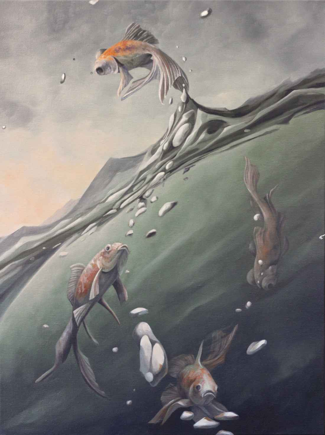 Below the Surface by  Steve Bowersock - Masterpiece Online