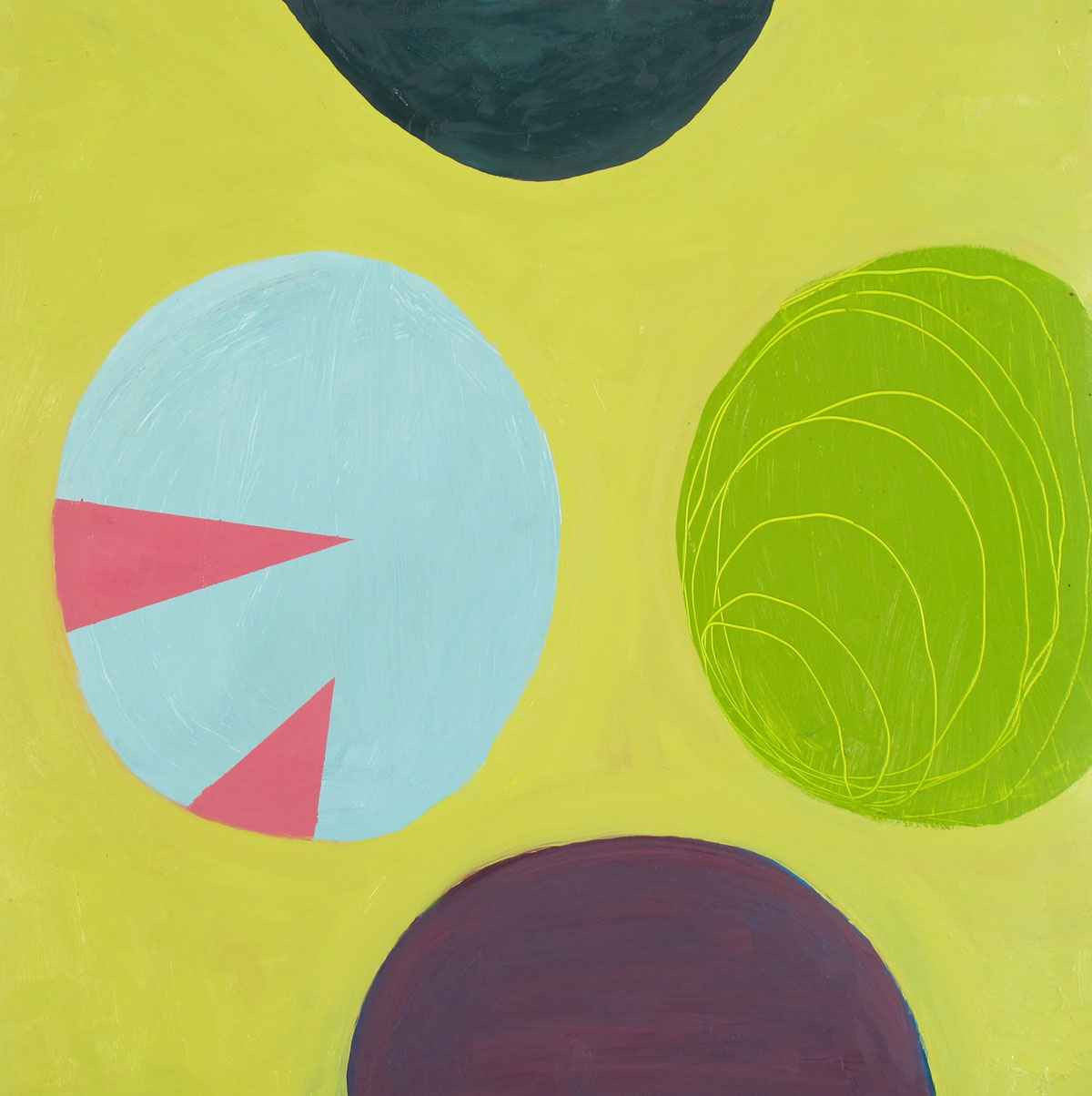Ovals  by  Erika Olson