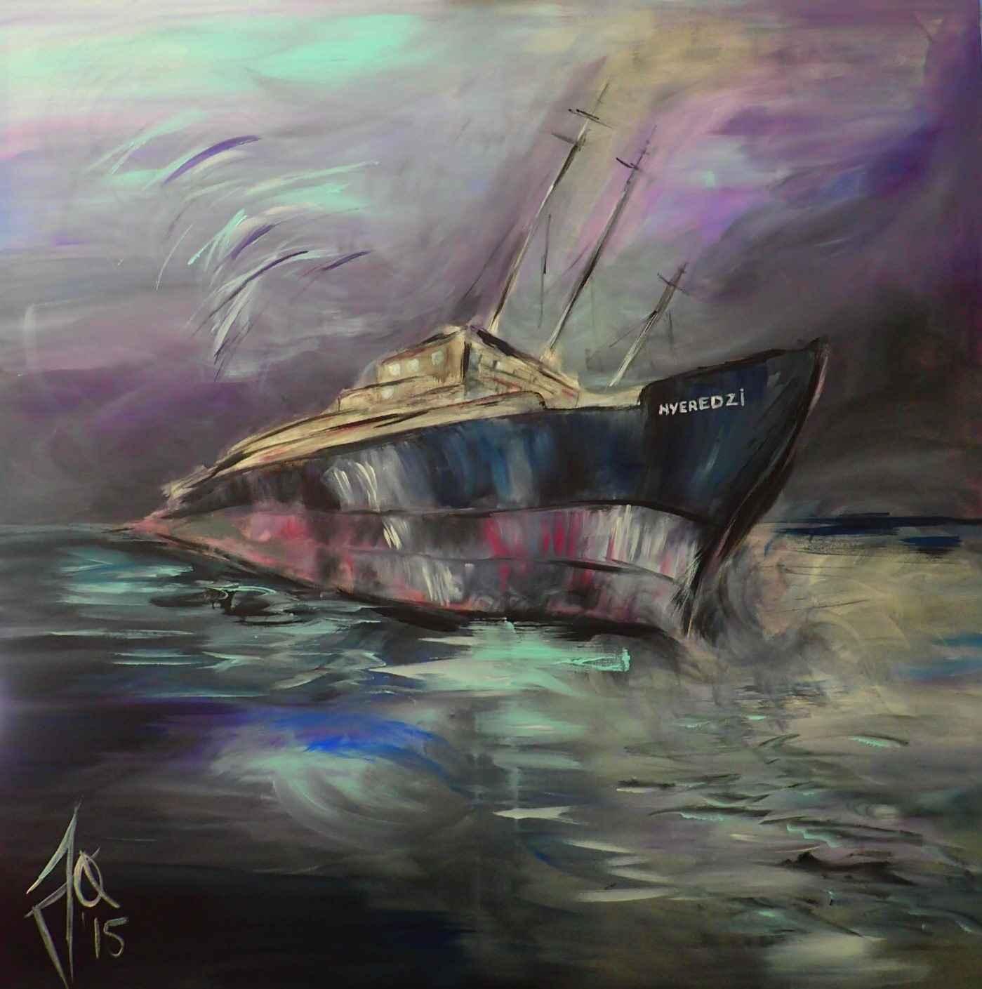 Fallen Star by Mme Ioana JITARU - Masterpiece Online