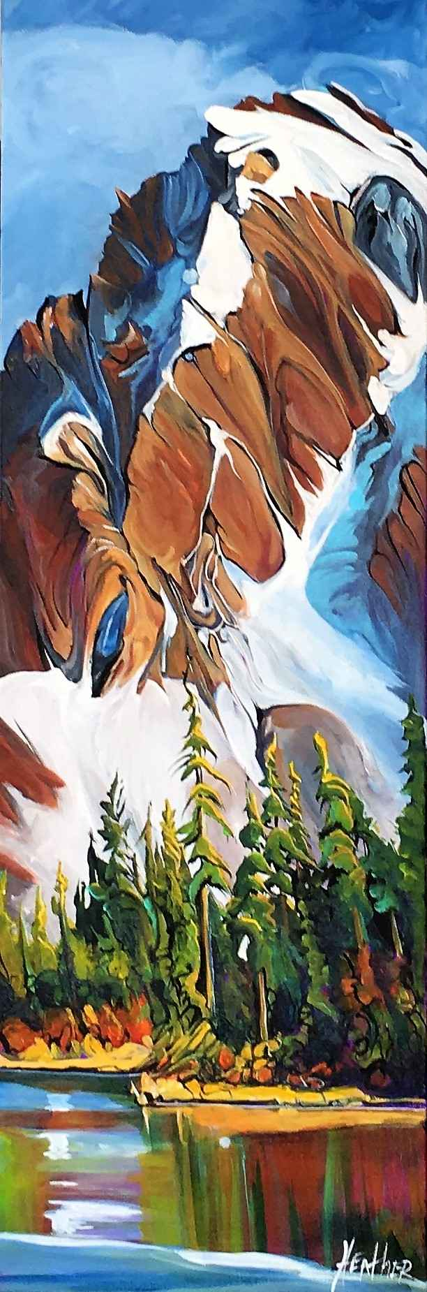 Back Country Melody by  Heather Pant - Masterpiece Online