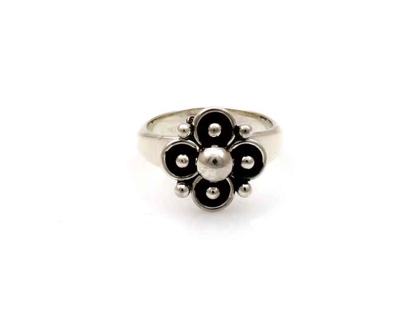 Clover Ring by  Artie Yellowhorse - Masterpiece Online