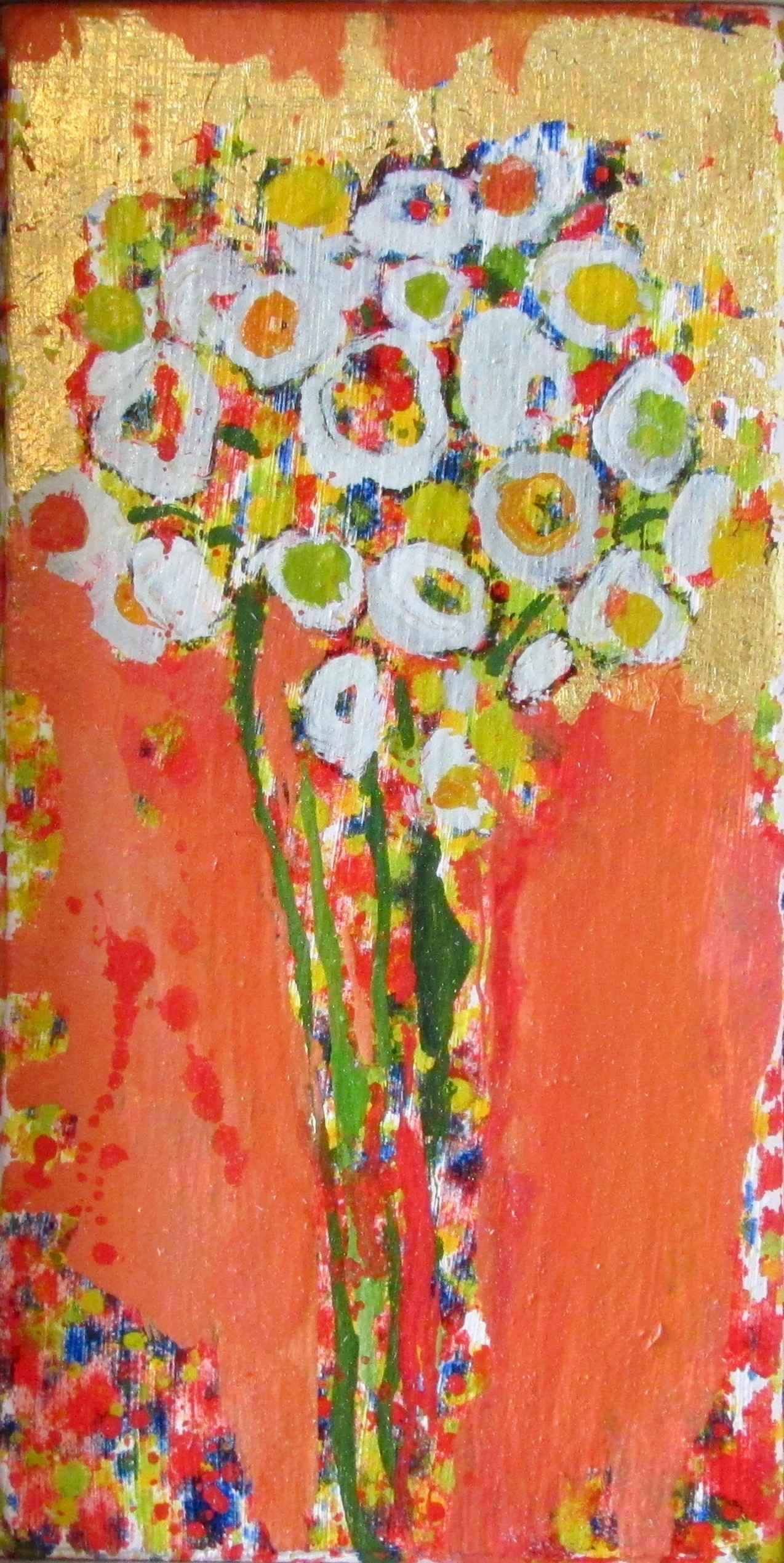 White Blossoms #1493 by  Anne Salas - Masterpiece Online