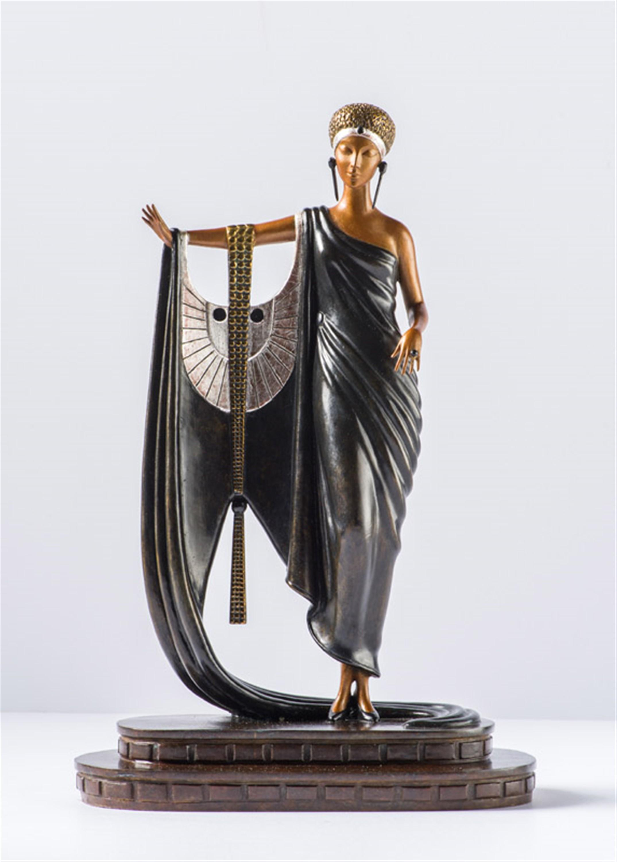 Sophisticated Lady by   Erte - Masterpiece Online