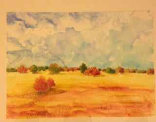 Autumn Up Island by  Sheila M. Fane - Masterpiece Online