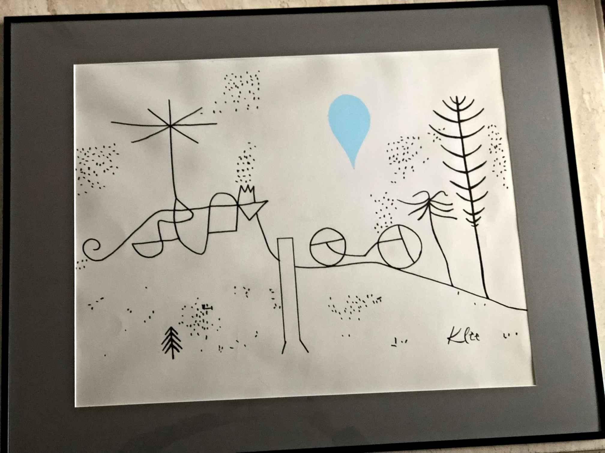 Winter by  Paul Klee - Masterpiece Online
