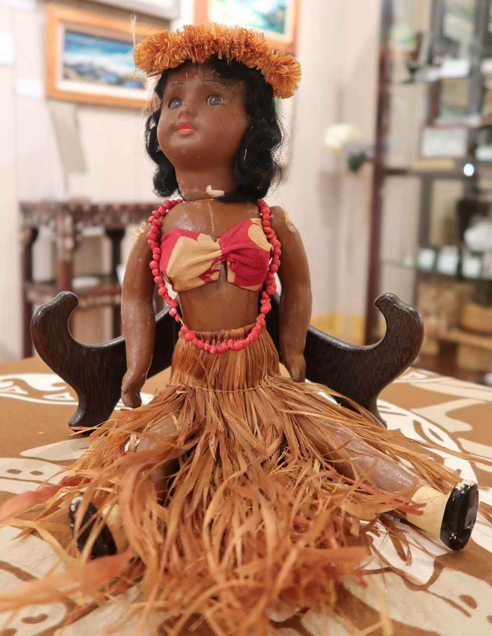 Jointed Hula Doll by   Unknown - Masterpiece Online