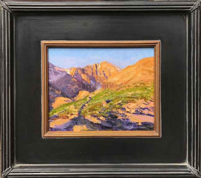 Longs Peak by Mr. & Mrs. Kent Lemon - Masterpiece Online