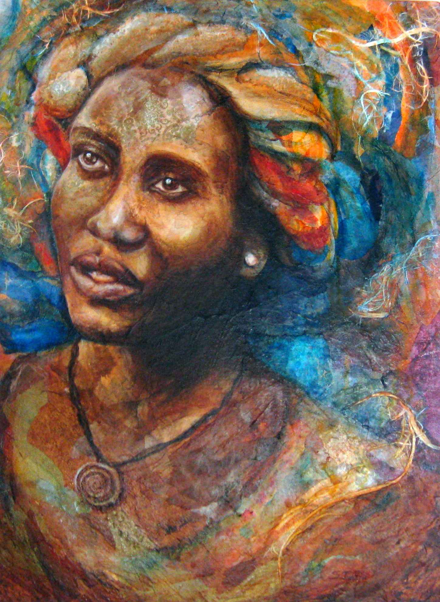 Unspoken Words by Mrs Sonia Tuleja - Masterpiece Online