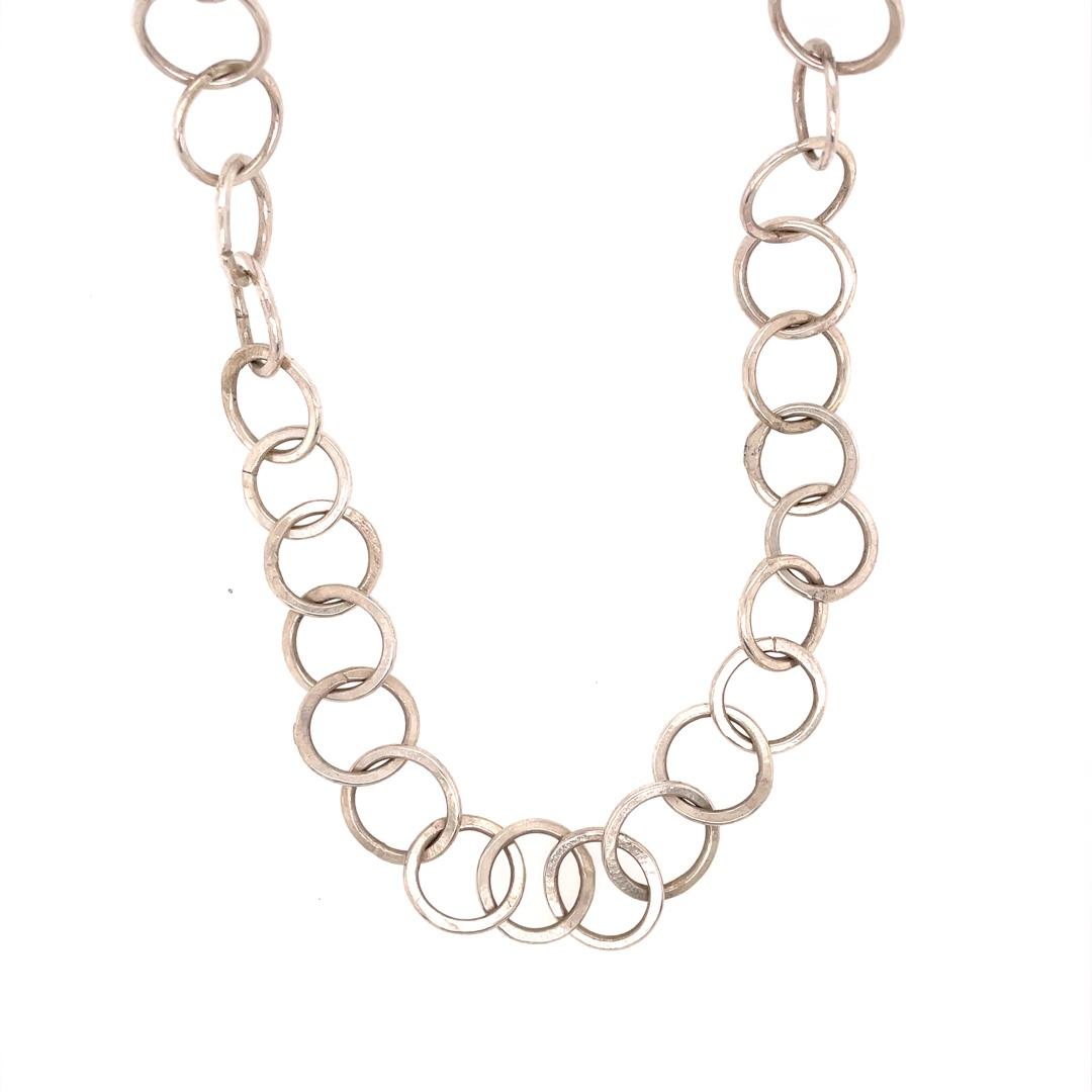 Sterling Silver Fine Silver Chain 16