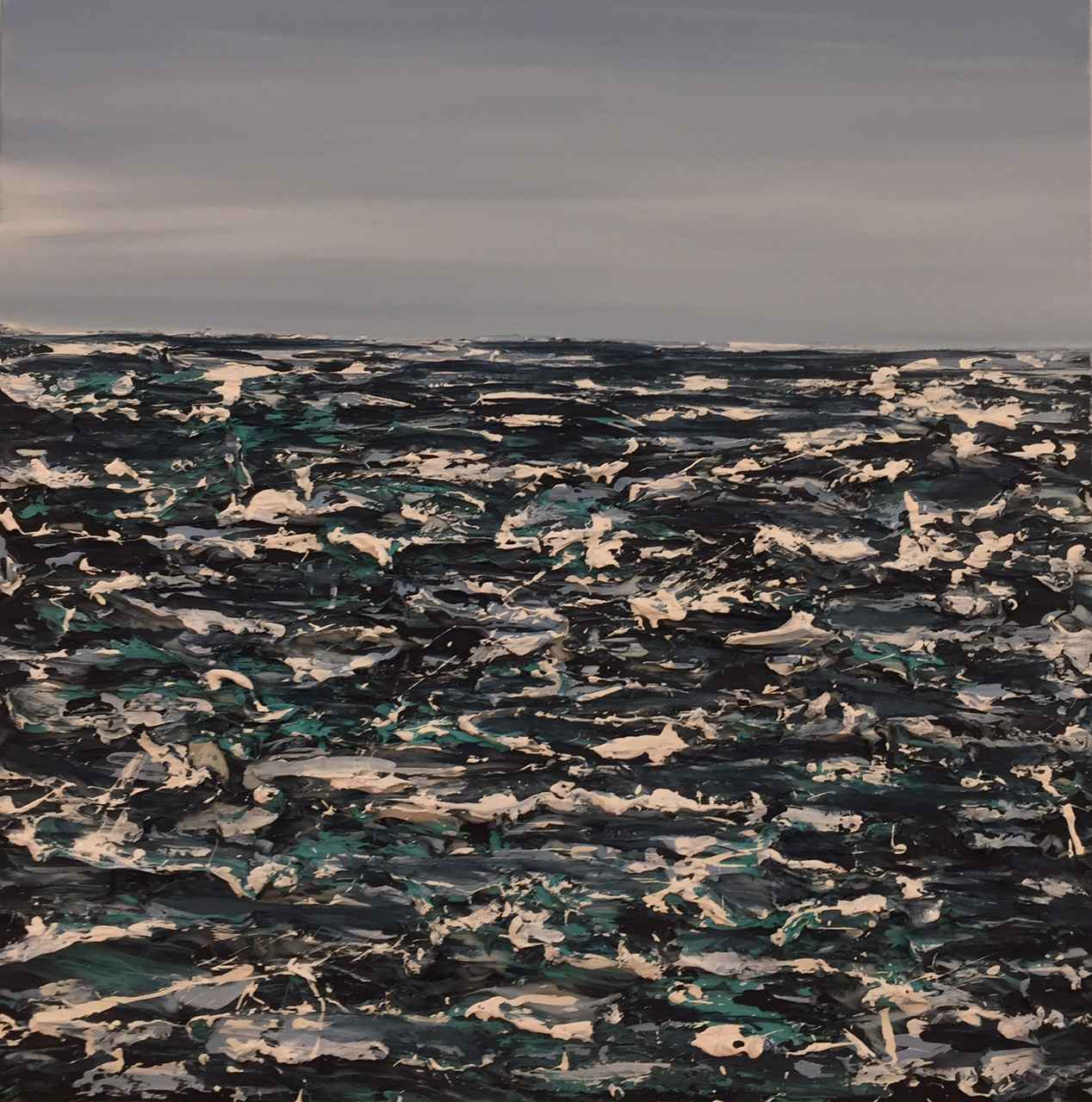 Deep Blue Sea by  Steve Lyons - Masterpiece Online
