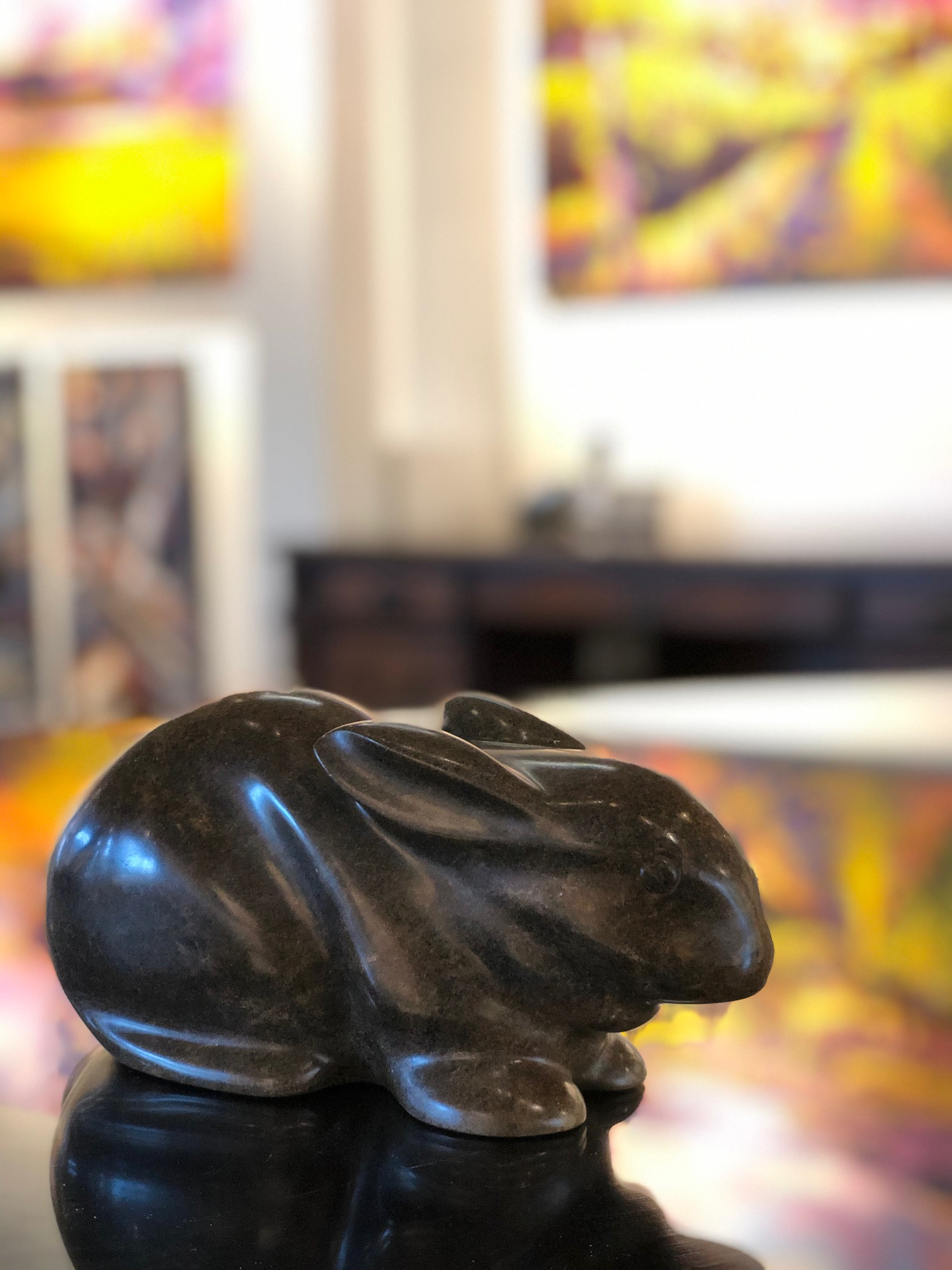 Bunny by  Les Dunlop - Masterpiece Online