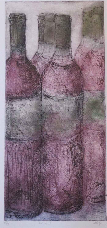 Wine 1 by  Jani Hoberg - Masterpiece Online