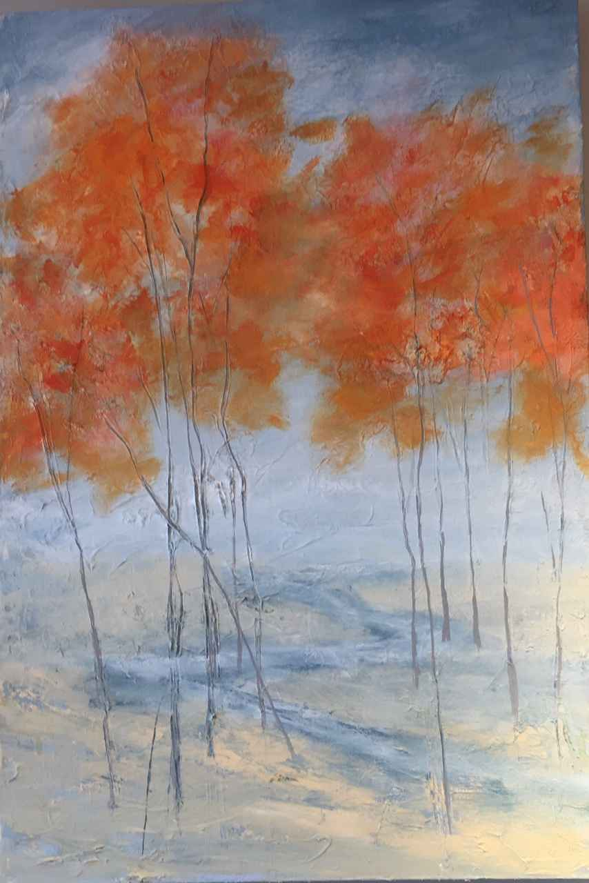 Birch Tree Forest #18 by  Steve Lyons - Masterpiece Online