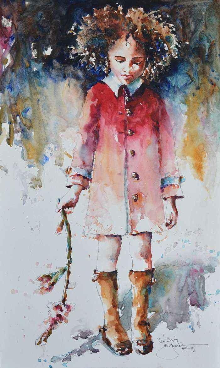 New Boots by  Bev Jozwiak - Masterpiece Online