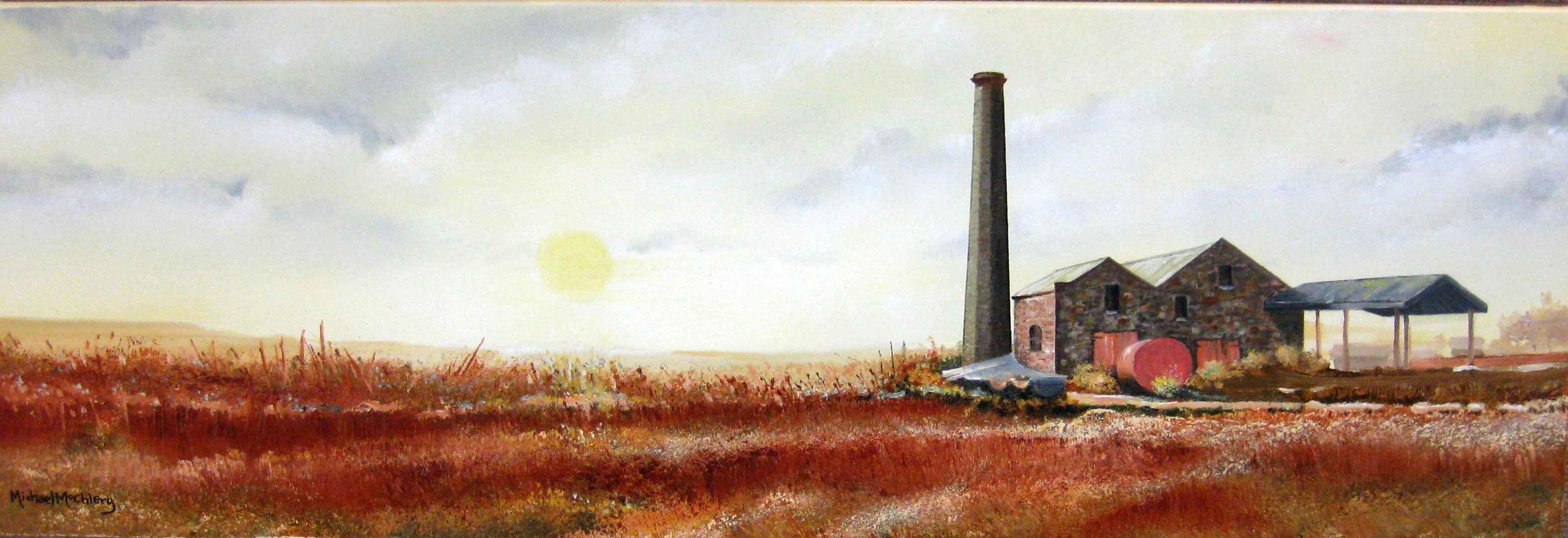 Chimney by Mr Michael Mcchlery - Masterpiece Online