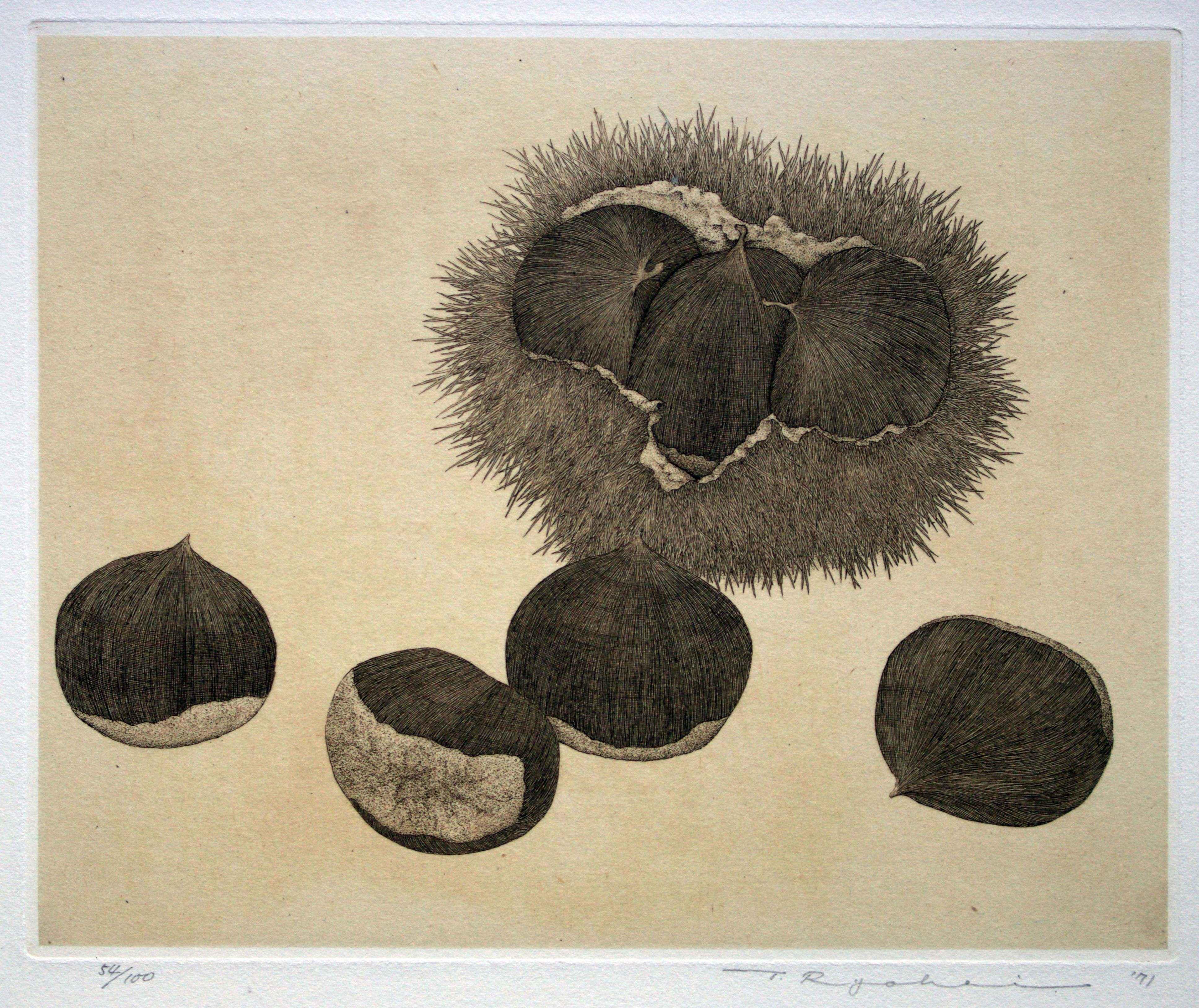 Chestnuts by  Ryohei Tanaka - Masterpiece Online