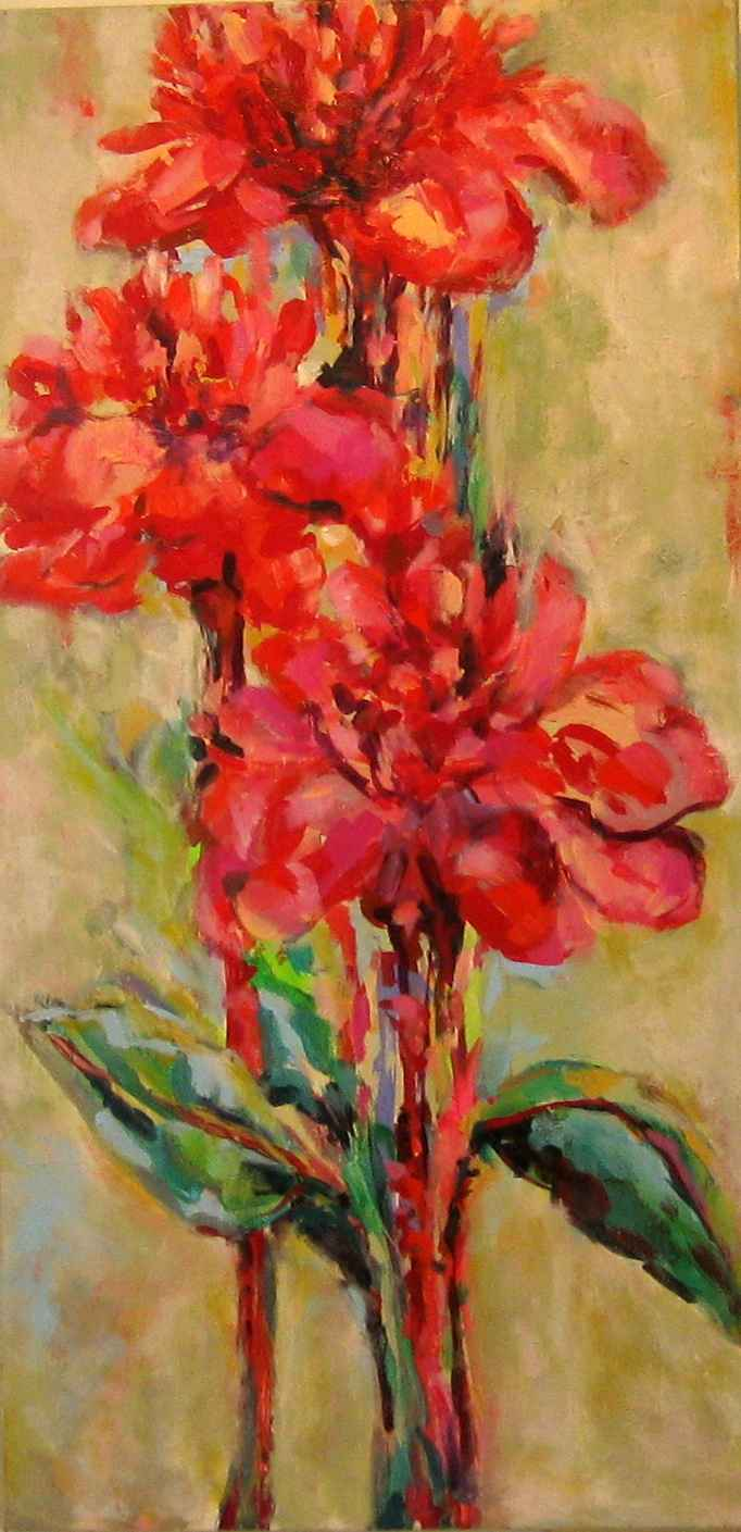 3 Torches by Ms. Tracey Williams - Masterpiece Online