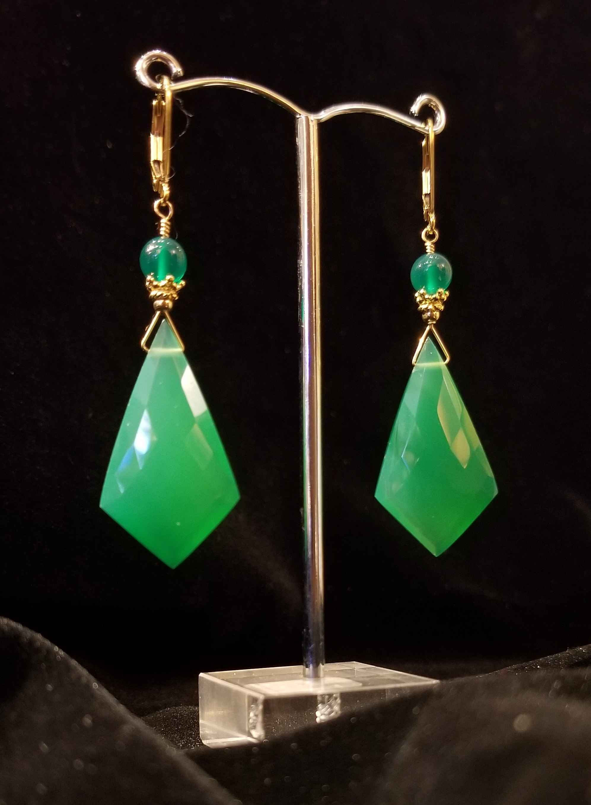 Green Onyx Kite GF Ea... by  Paula Nurse - Masterpiece Online