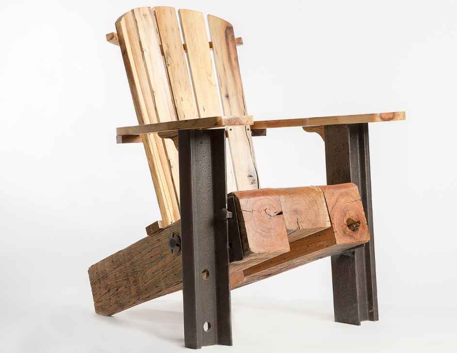 Adirondack Chair by  Robert Hendrick - Masterpiece Online