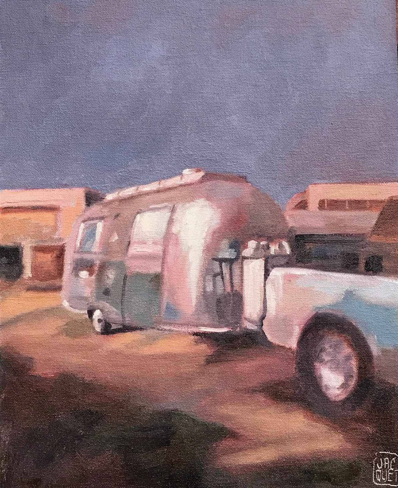 Airstream  by  Jean-Pierre Jacquet