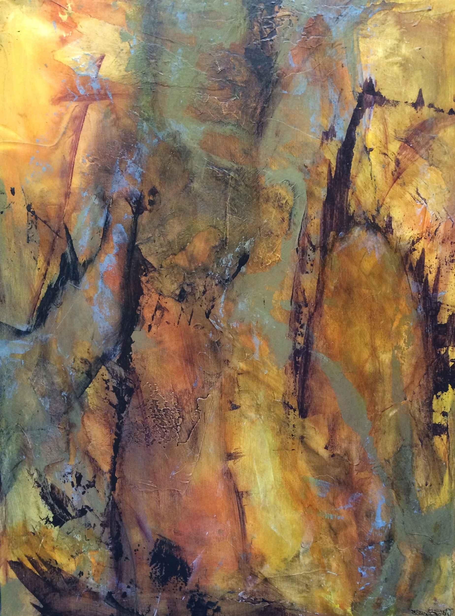 Compassionate Heart by  Ellen Busteed - Masterpiece Online