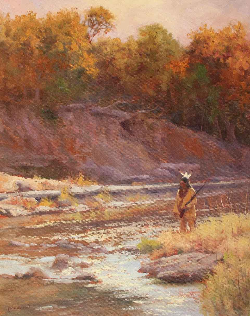 Wait for Me There by  Chuck Mauldin - Masterpiece Online