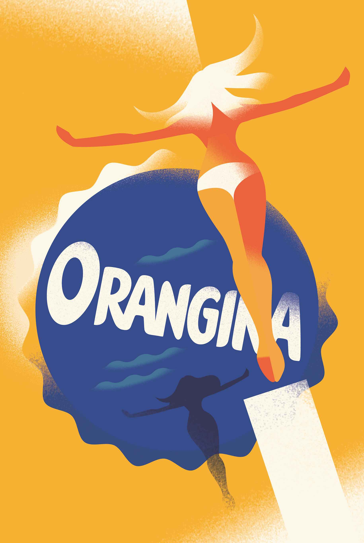 Orangina by  Mads Berg - Masterpiece Online