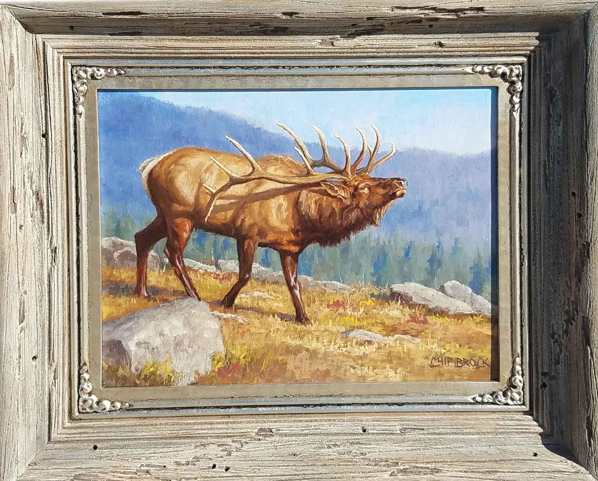 The Ridge Boss by  Chip Brock - Masterpiece Online