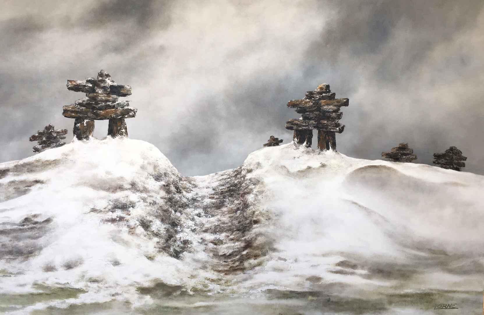 We Were Here by Mr. Lorne McDermott - Masterpiece Online