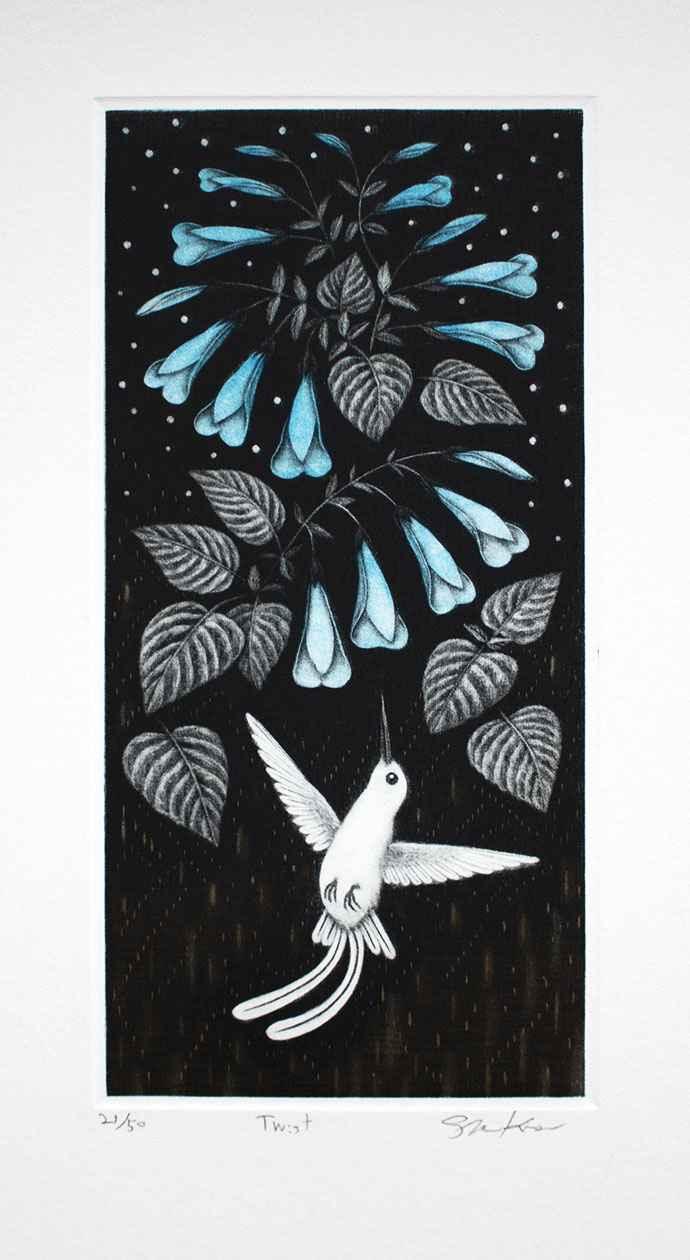 Twist by  Shigeki Kuroda - Masterpiece Online