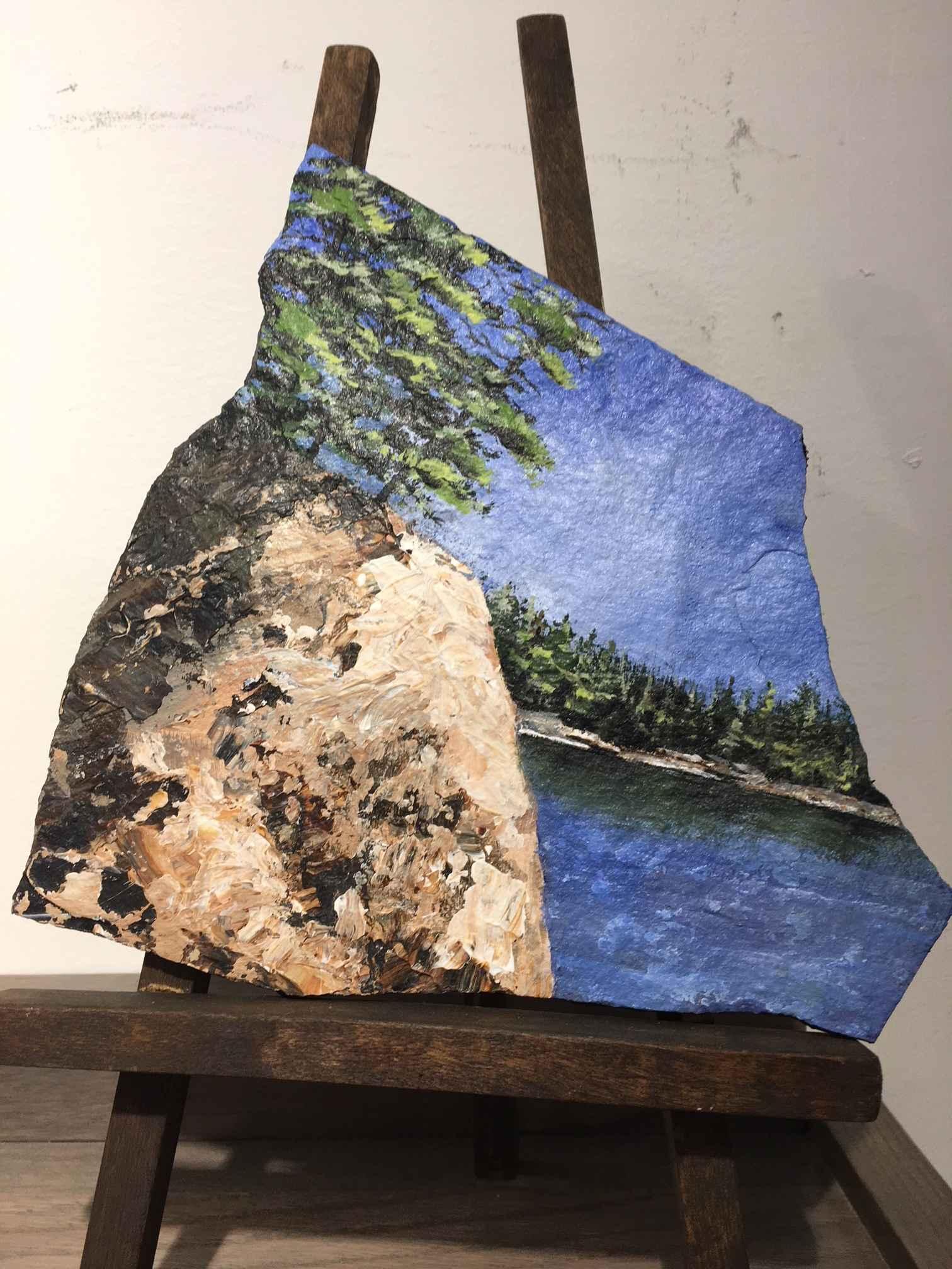 Rock Series 1 by  Janet Liesemer - Masterpiece Online