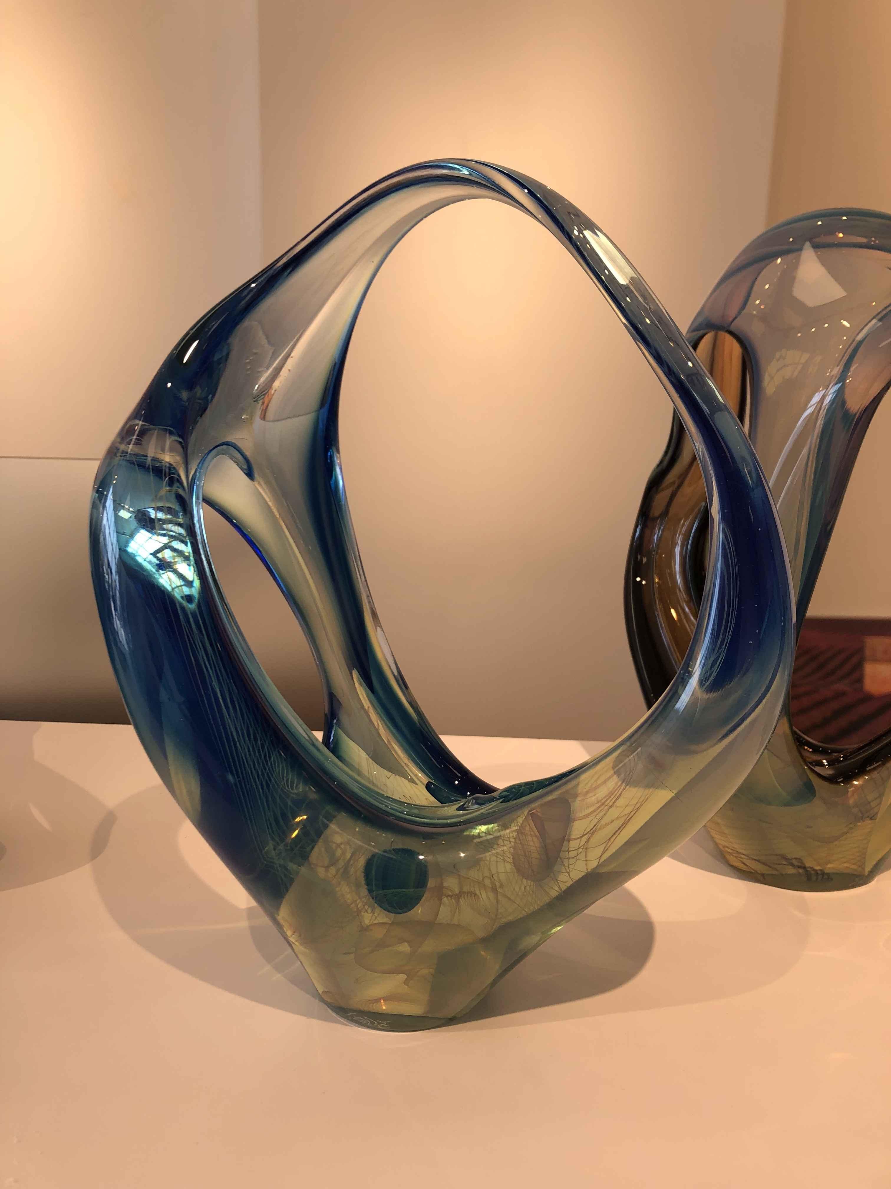 Open Sculpture II by  Bill and Jon Slade - Masterpiece Online