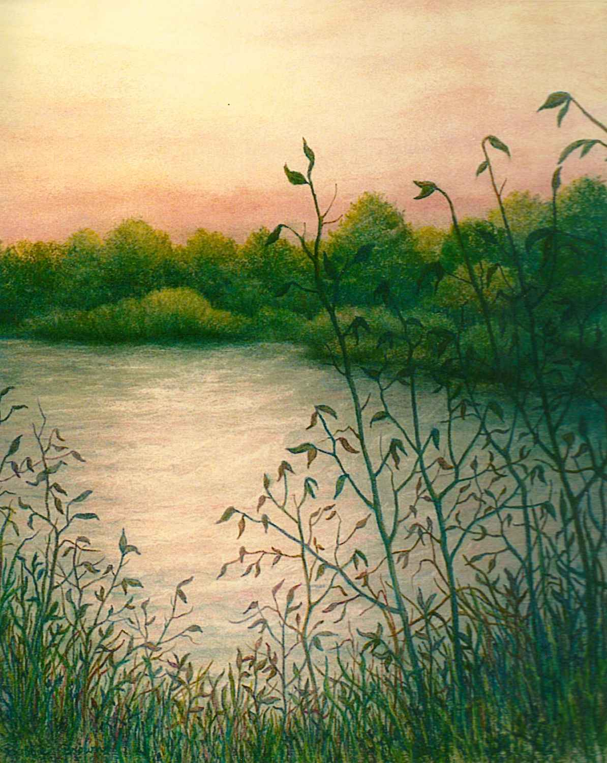 Moment of Serenity by  Bobbie Brown - Masterpiece Online