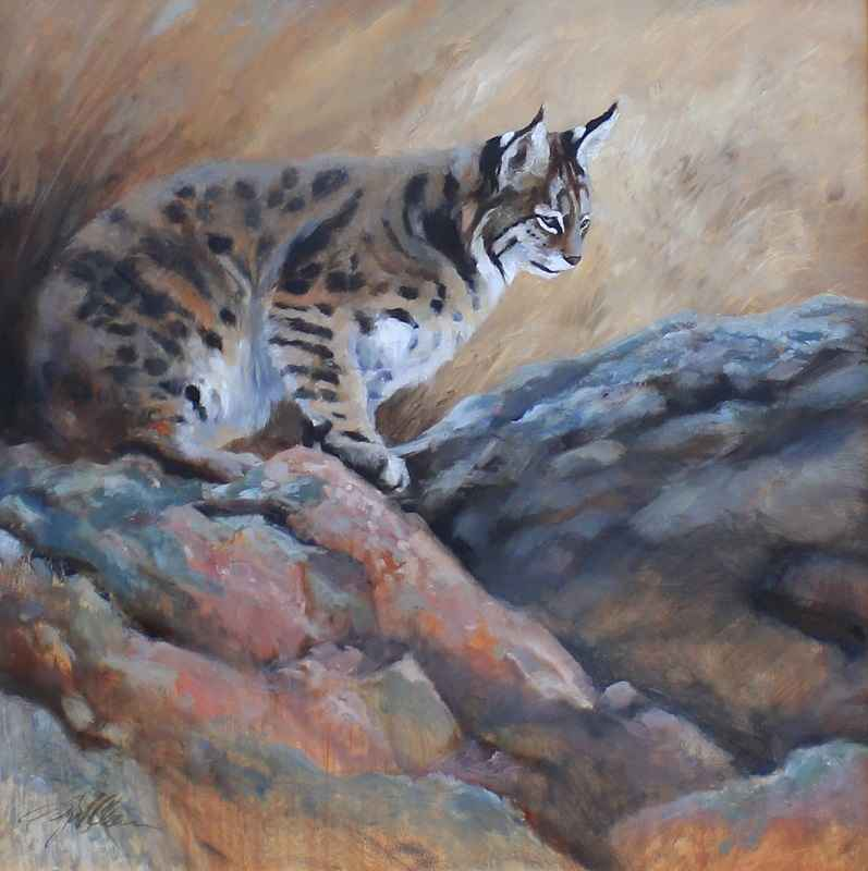 On the Rocks  by  Lyn St. Clair