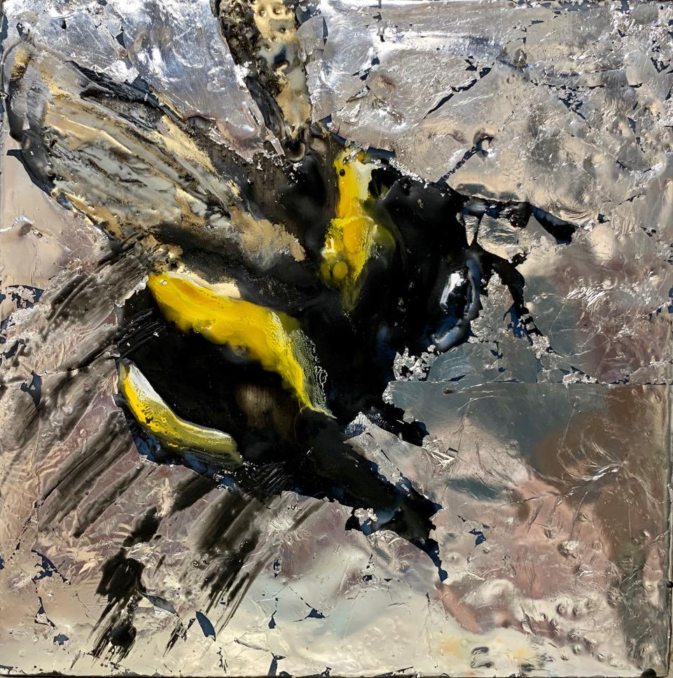 Silver Buzz II by  Kathy Bradshaw - Masterpiece Online
