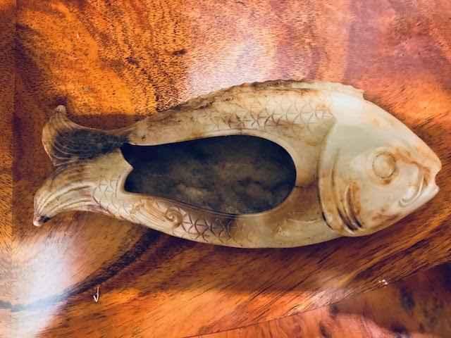 Jade Fish by   Unknown - Masterpiece Online